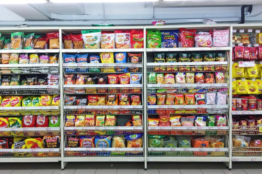 Магазин в Корее продукты