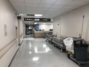 стационар в корейской больнице