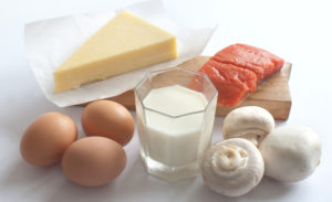 vitamin d eggs