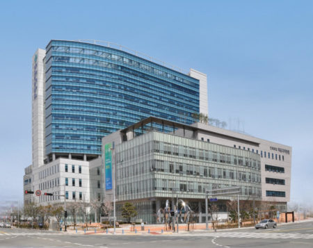 Больницы в Корее
