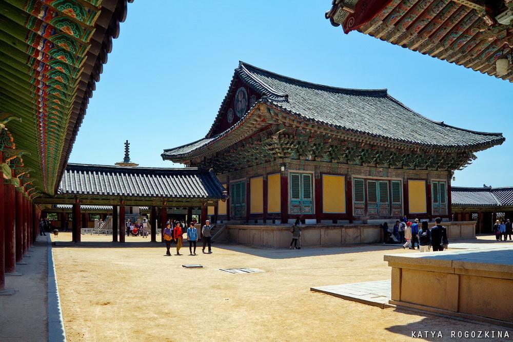 Корея исторические достопримечательности