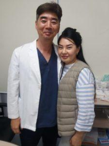 пациент в корее