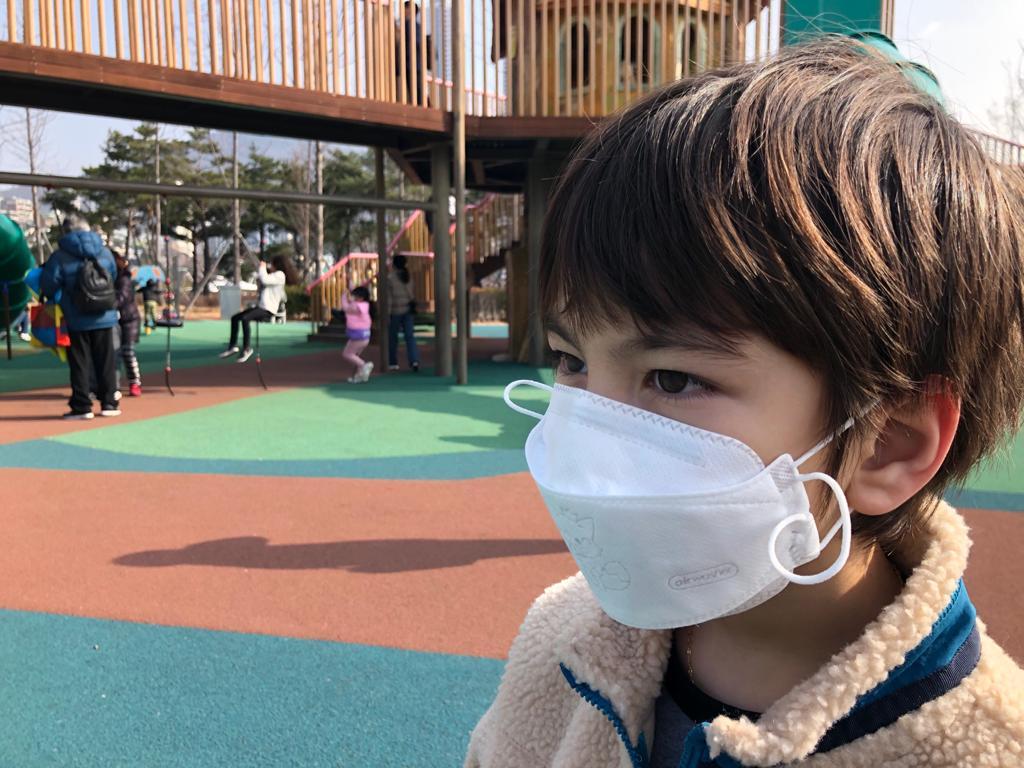 korea mask koronavirus