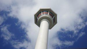 пусанская башня