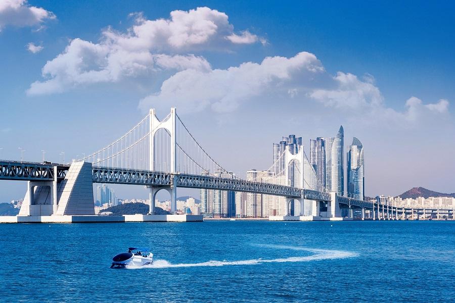 Busan Diamond Bridge