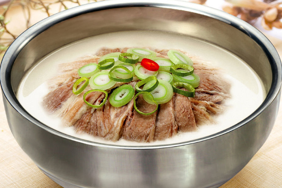 korean beef soup