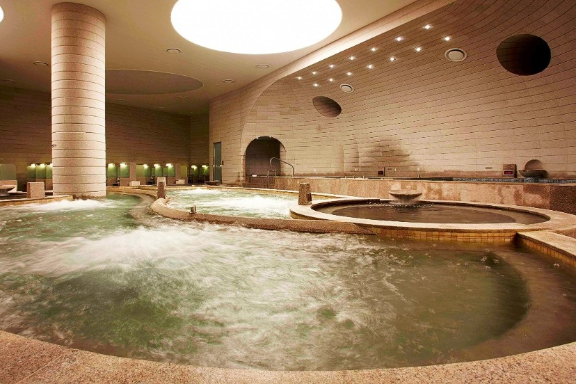 Spa in Busan