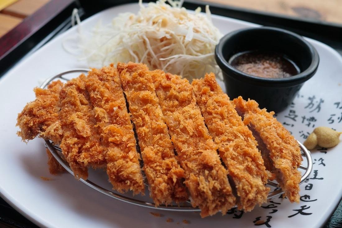 korean food 돈까스